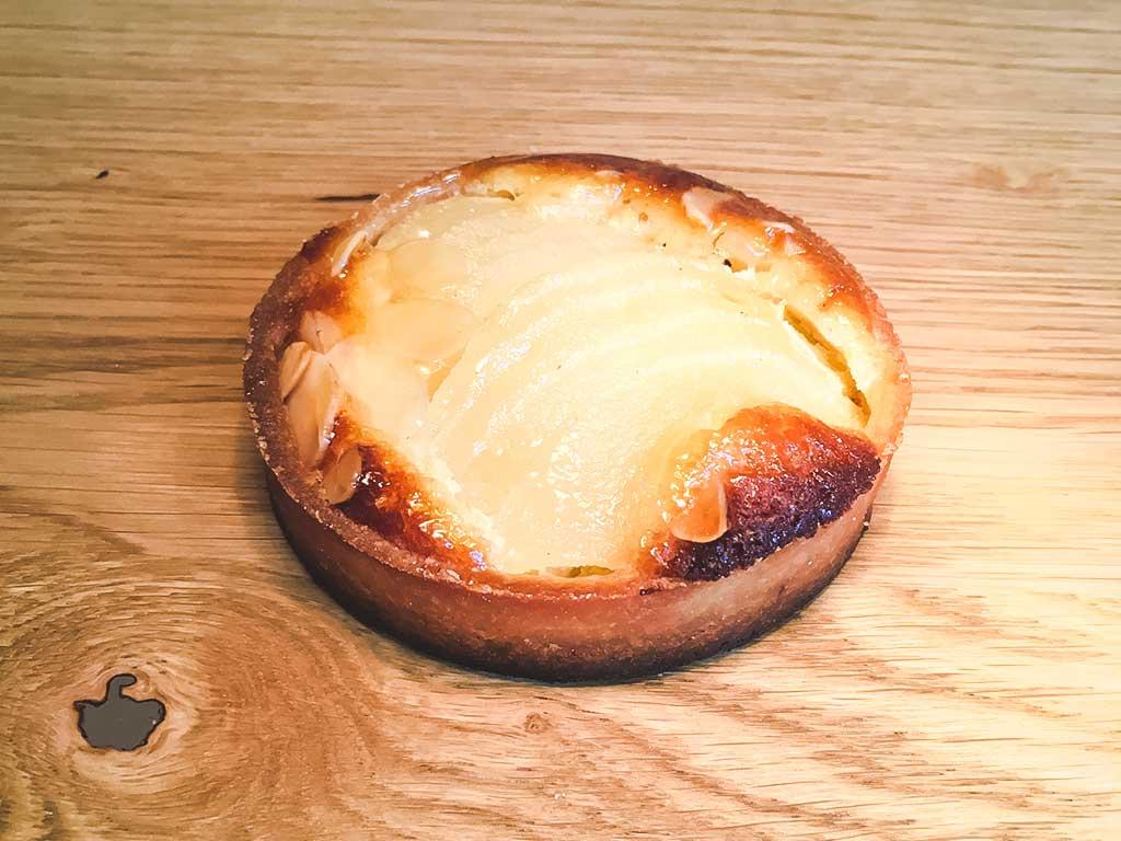 maison-meignan-boulangerie-paris-Tarte poire Bourdaloue